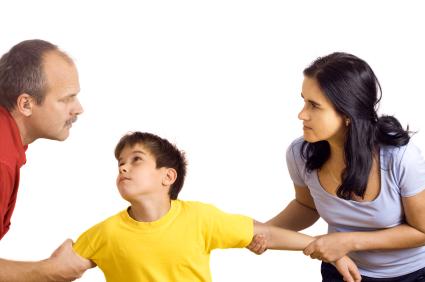 parenting after separation